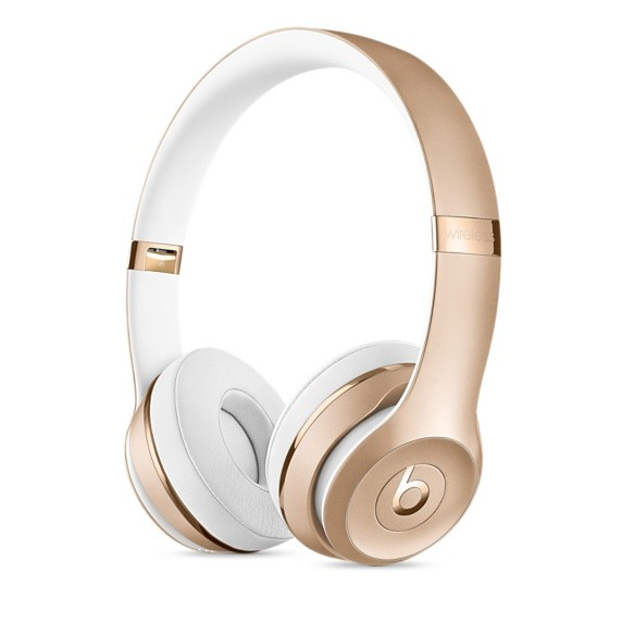 Apple BEATS SOLO3 WIRELESS - GOLD