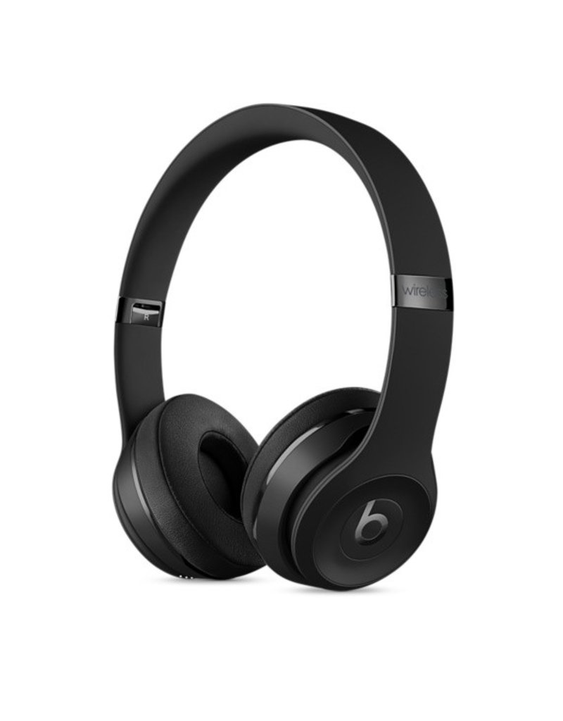 Apple BEATS SOLO3 WIRELESS - BLACK
