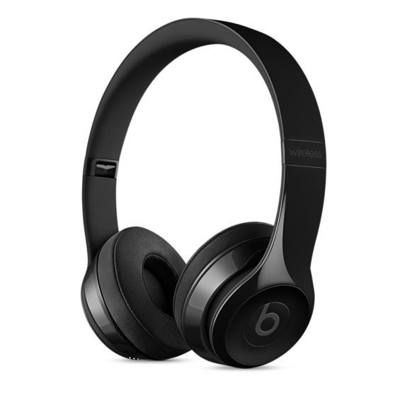 Apple BEATS SOLO3 WIRELESS - GLOSS BLACK