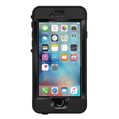 Cellnet LifeProof Nuud iPhone 6/6s Case - Black
