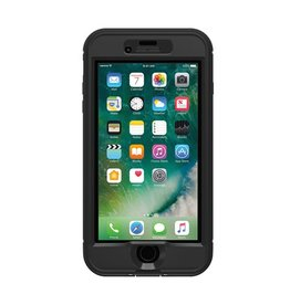 LifeProof Nuud iPhone 7 Plus Case - Black