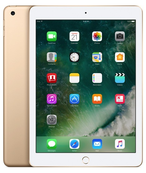 Apple iPad Wifi+Cellular, 32GB, Gold