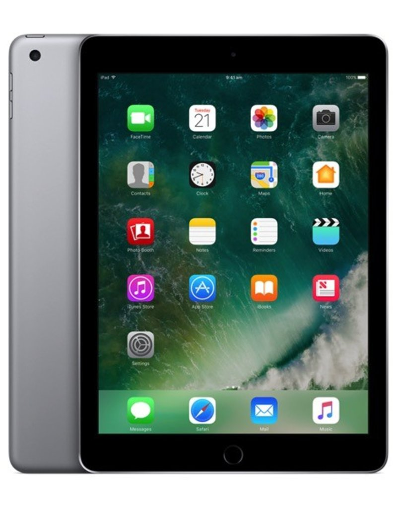 Apple iPad Wifi+Cellular, 128GB, Space Grey