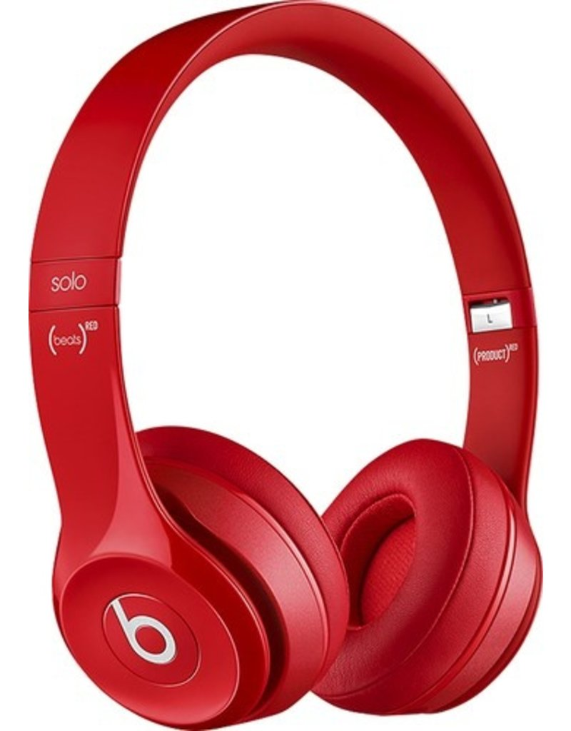 Apple BEATS SOLO HD 2.0 Red