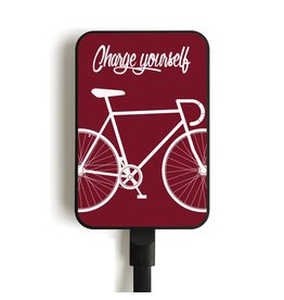 MC2 MC5 Card Mobile Charger, 5000mAh - Bike B