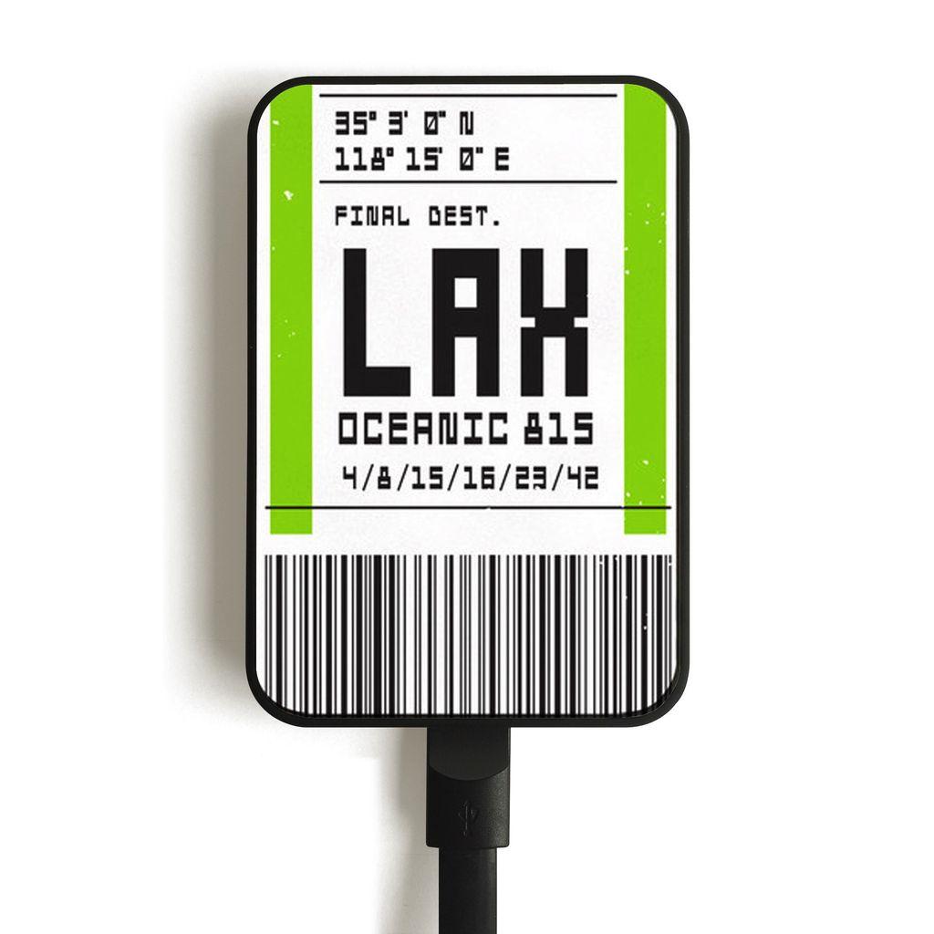 MC2 MC5 Card Mobile Charger, 5000mAh - Airport