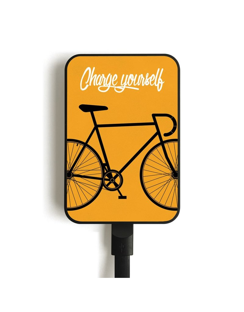 MC2 MC5 Card Mobile Charger - Bike Y