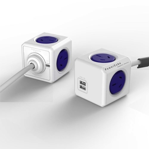 Powercube Extended USB - Blue