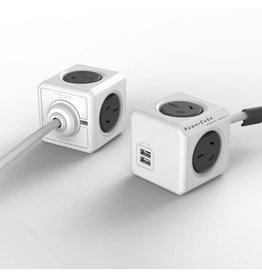 Powercube Extended USB - Grey