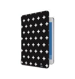 3SIXT Flash Folio iPad Mini 4 - Black Cross