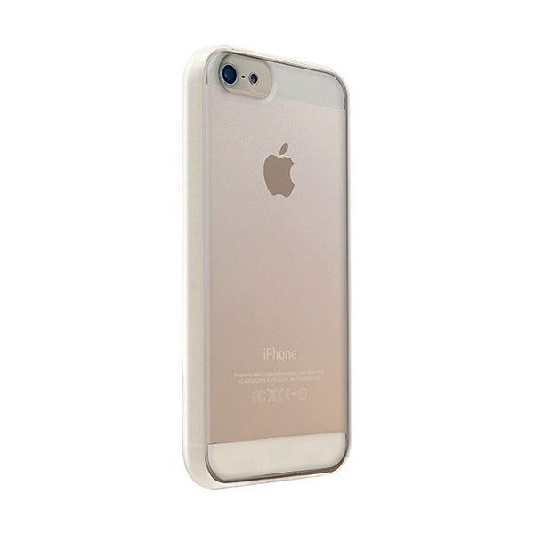 3SIXT Jelly Case iPhone 5/5S/SE - Clear