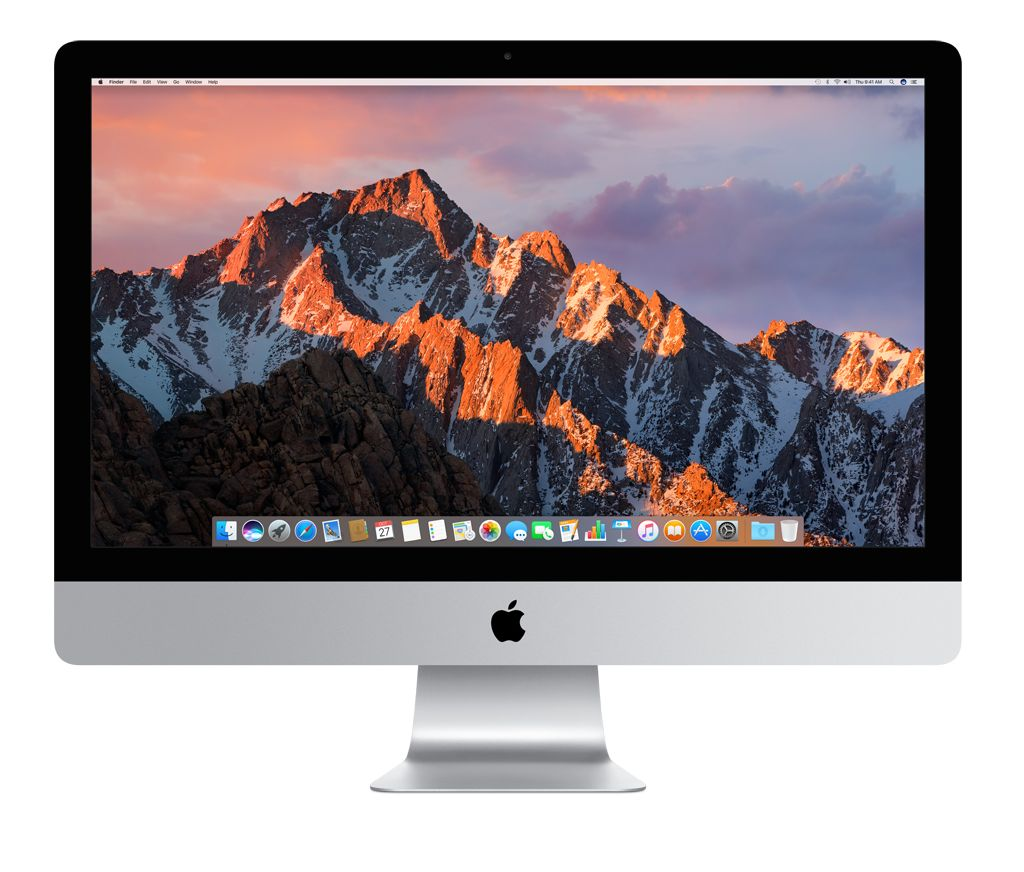 "Apple iMac 27"" 5K RETINA 3.4GHz, 8GB, 1TB FD, R570"