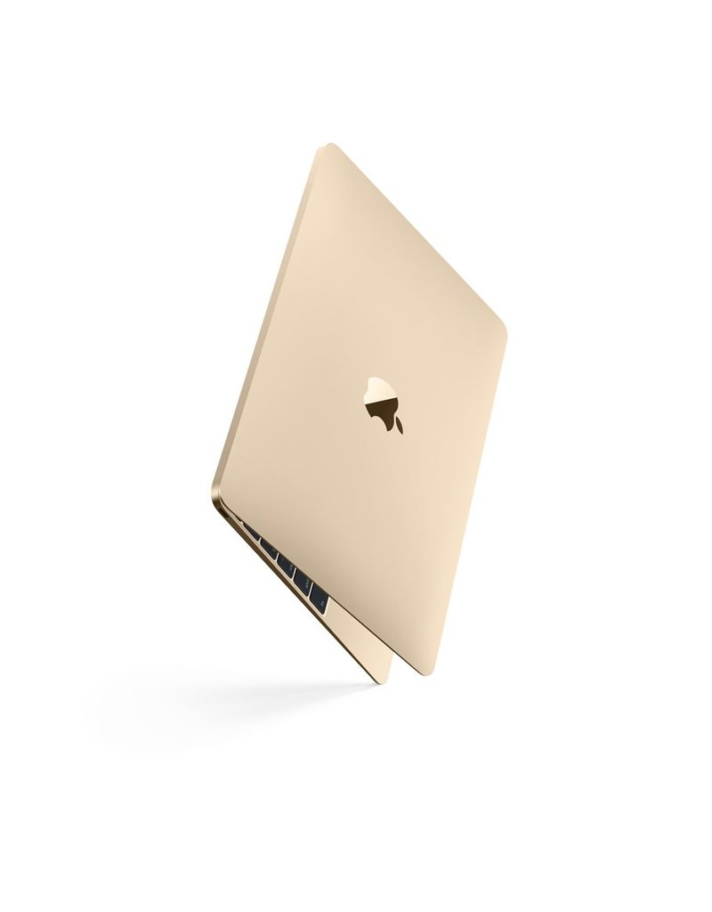 "Apple Macbook 12"" 1.2GHz Dual-Core Intel Core m5, 256GB - Gold"