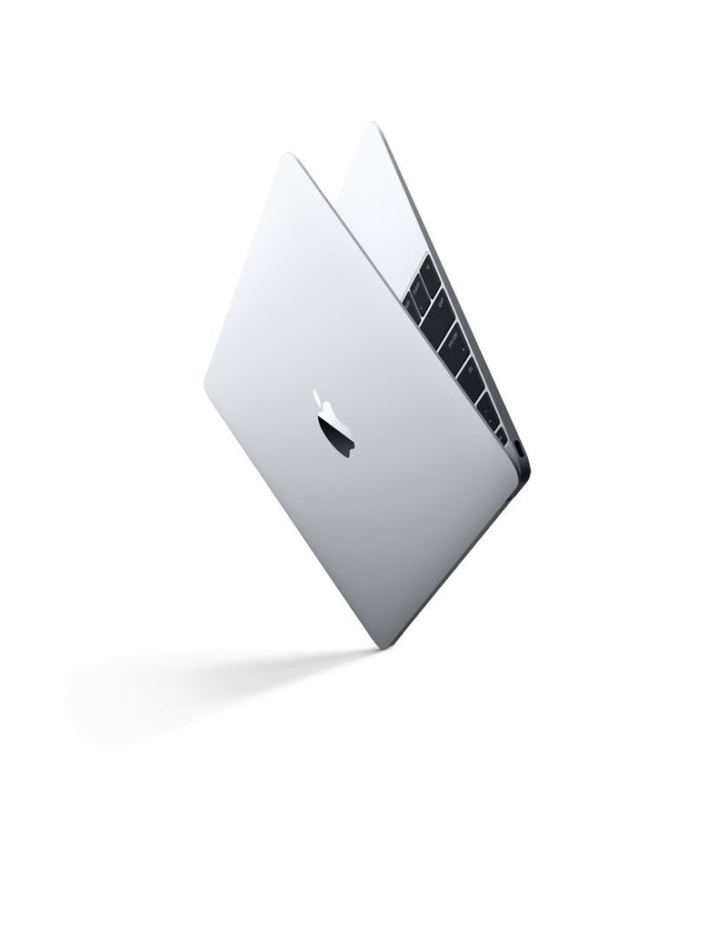 "Apple Macbook 12"" 1.3GHz Dual-Core Intel Core m5, 512GB - Silver"