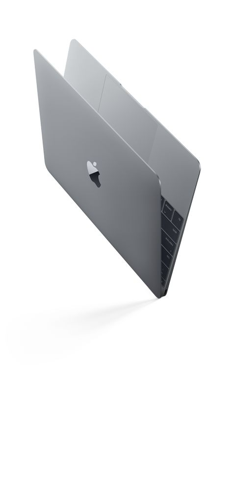 "Apple MacBook 12"", 1.2Ghz, 8GB, 256GB, Space Grey"
