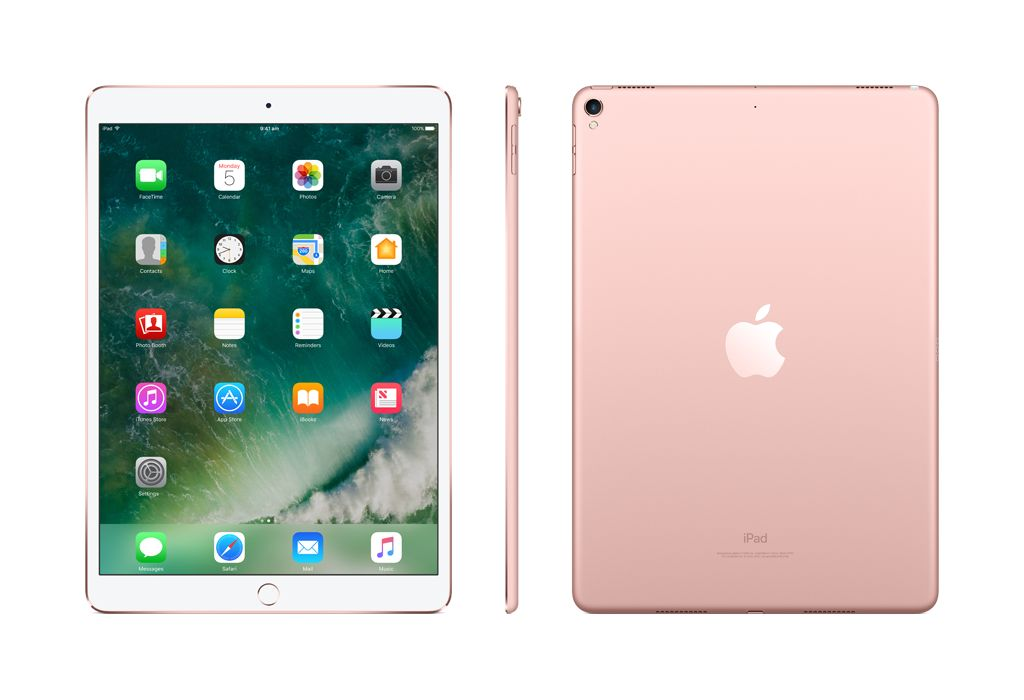 "Apple iPad Pro 10.5"", Wi-Fi, 64GB, Rose Gold"