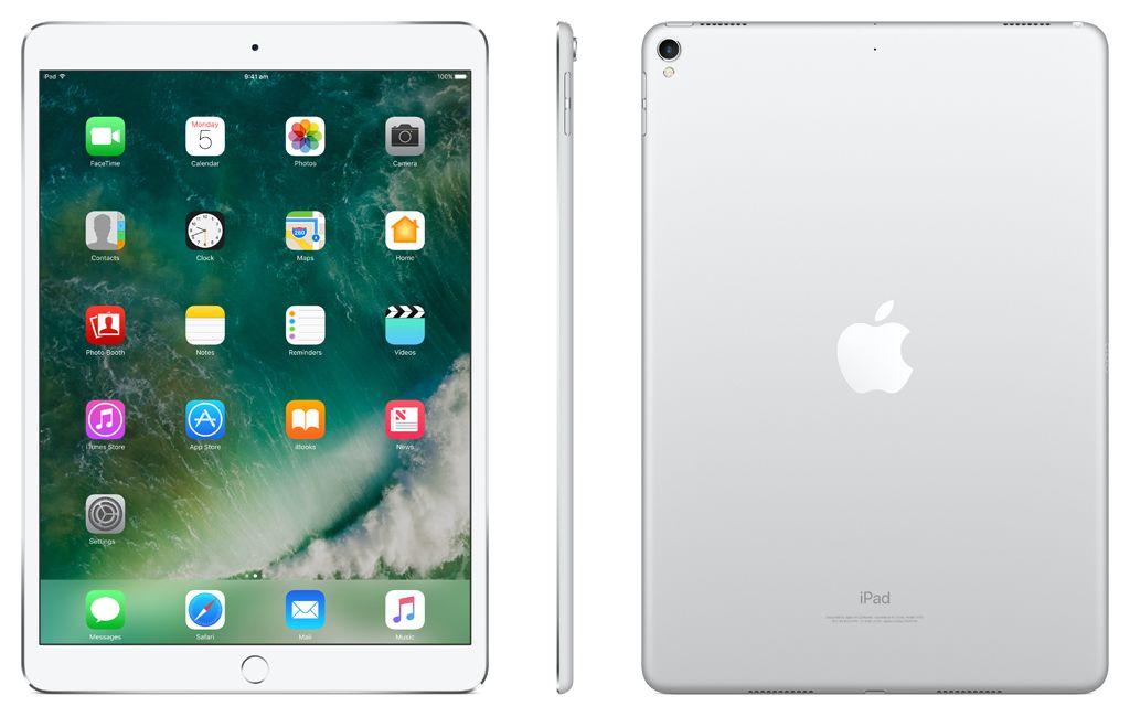 """Apple iPad Pro 10.5"""", Wi-Fi, 512GB, Silver"""