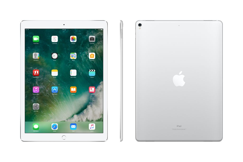 "Apple iPad Pro 12.9"", Wi-Fi+Cell, 64GB, Silver"