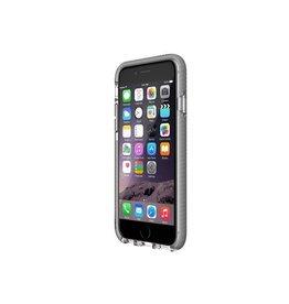 Tech21 EVO Mesh Case, iPhone 6/6S, Clear/Grey