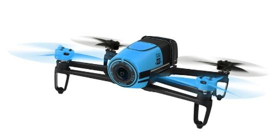 Parrot Parrot Bebop Drone - BLUE