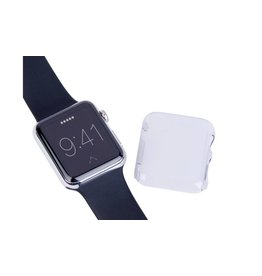 LaserCo Apple Watch Plastic Cover 38mm 2 Pack