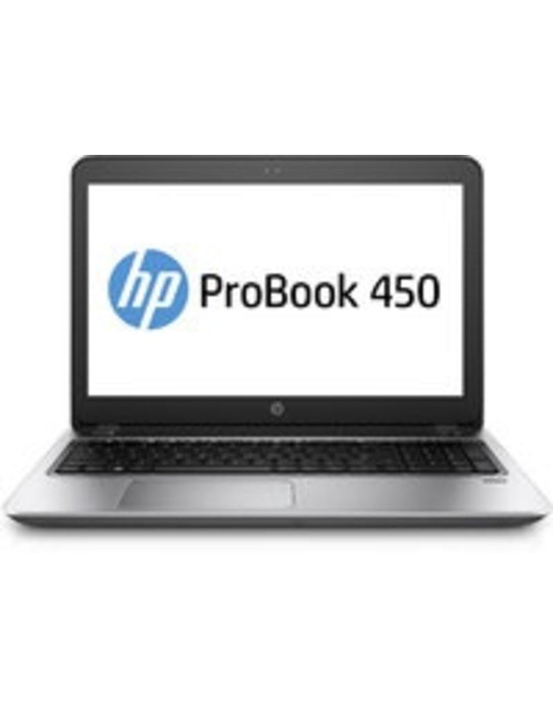 """HP HP 450 G4 I5-7200U 8GB, 256GB, 15.6"""", W10Pro"""
