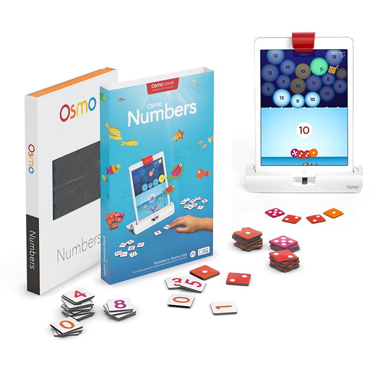 OSMO Osmo Numbers Game