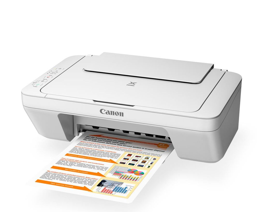 Canon Canon PIXMA MG2560 All-in-One Printer<br /> MG2560 Canon Multi function Printer. Print/Copy/Scan
