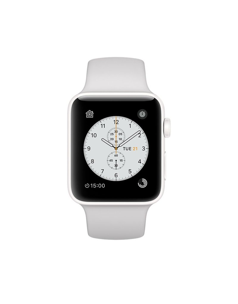 Apple Watch Edition, 38MM, White Ceramic Cloud Sport Band