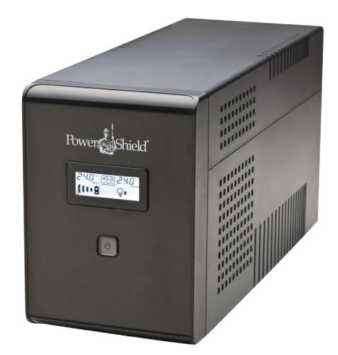 Defender PowerShield Defender 1200VA,960W, USB, 6 Outlets