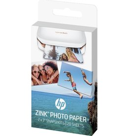Other Hp Sprocket Zinc Photo Paper