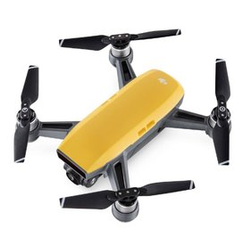 DJI SPARK Mini Drone 2 Sunrise Yellow