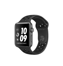 Apple Watch Nike+ GPS - 42MM - Space Grey Aluminium Case with Anthracite/Black Nike Sport Band
