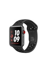 Apple Watch Nike+ GPS + Cellular - 42MM - Space Grey Aluminium Case with Anthracite/Black Nike Sport Band
