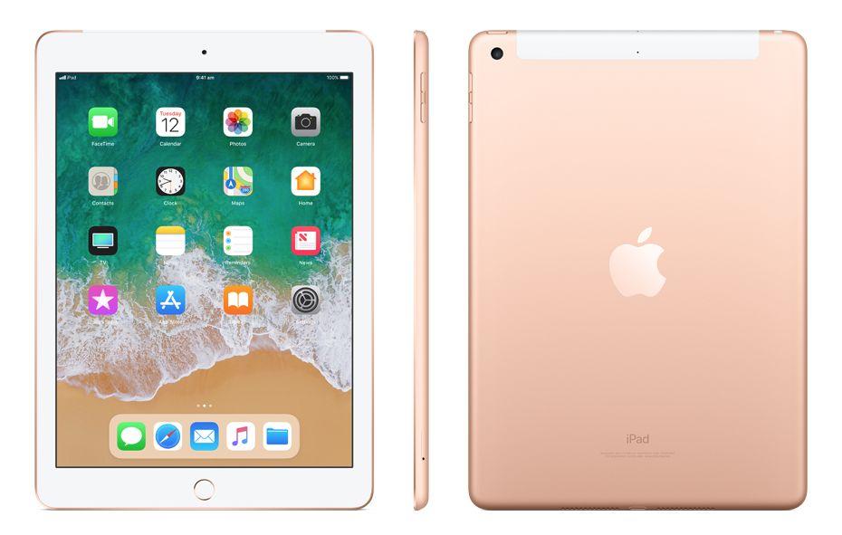 Apple iPad Wifi+Cell, 32GB, Gold