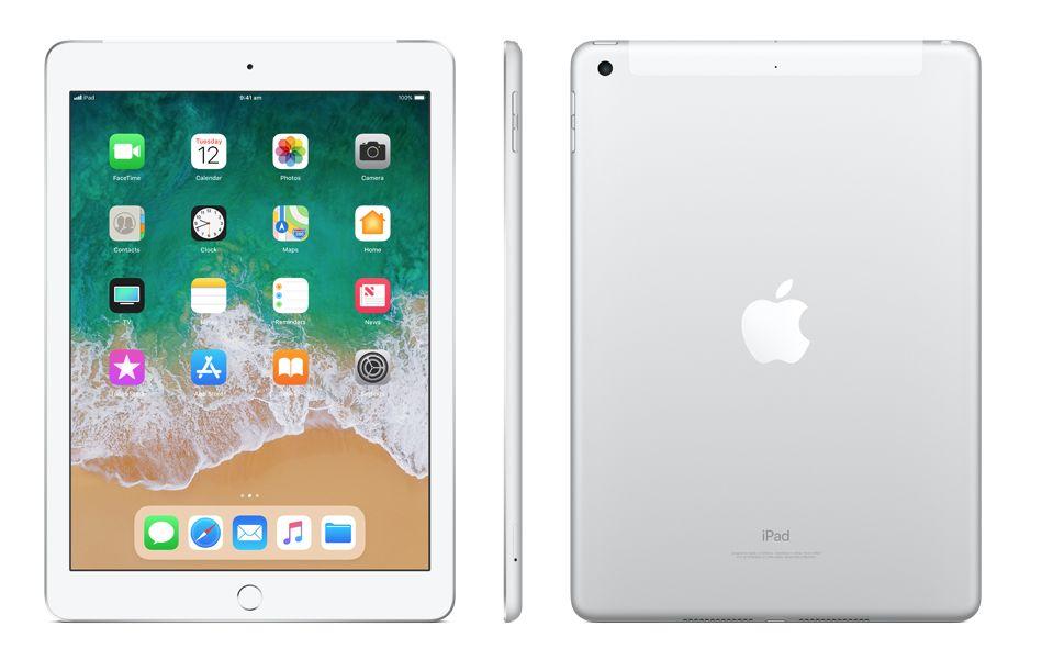 Apple iPad Wifi+Cell, 32GB, Silver