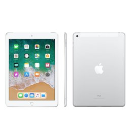 Apple iPad Wifi+Cell, 128GB, Silver