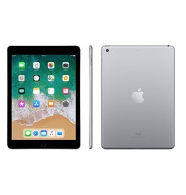 Apple iPad Wifi, 128GB, Space Grey