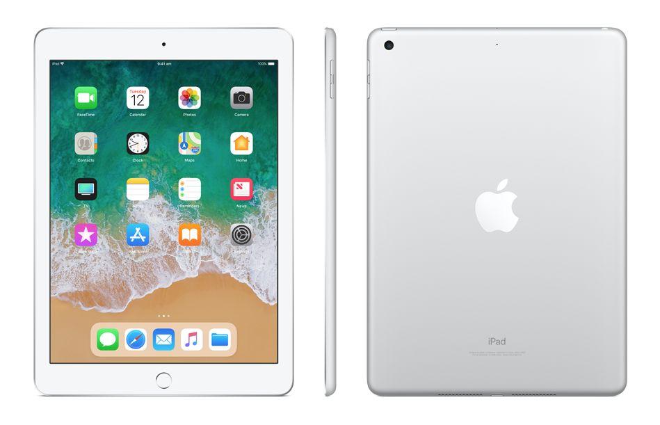 Apple iPad Wifi, 32GB, Silver