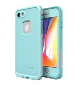 Cellnet Lifeproof Fre iPhone 7/8 - Blue Coral