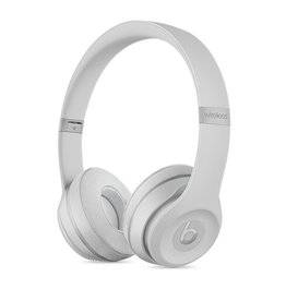 Apple BEATS SOLO3 WIRELESS - MATTE SILVER