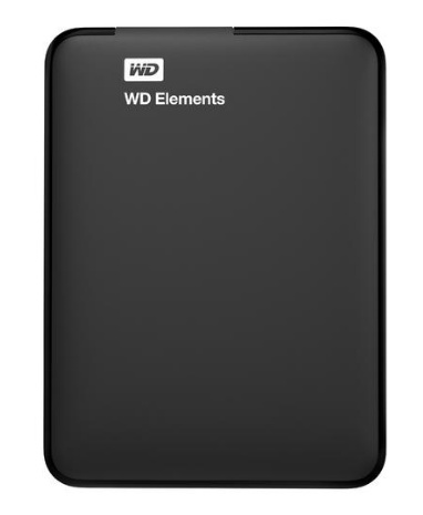 Western Digital Western Digital 1TB Elements SE External USB 3.0 HDD