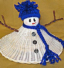 Woven Designs Embellishment  kit - Havin' a Heat Wave  or Melting Snowman