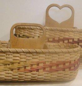 Woven Designs Treasure Keepsake Basket Pattern