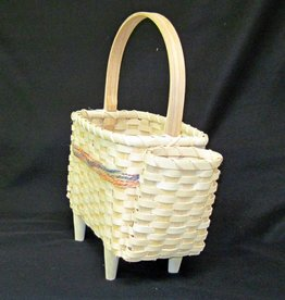 Woven Designs Chairside Companion Basket Pattern