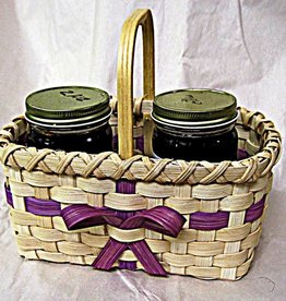 Woven Designs Jam and Jelly Basket