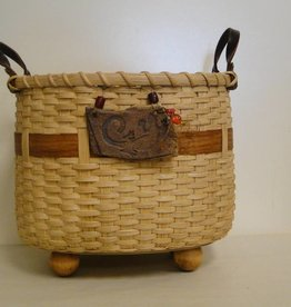 Woven Designs Litter Lizard Basket Pattern