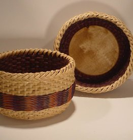 Woven Designs Double Wall Challenge Basket Pattern