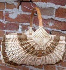 "Woven Designs 8"" Egg Basket Pattern"