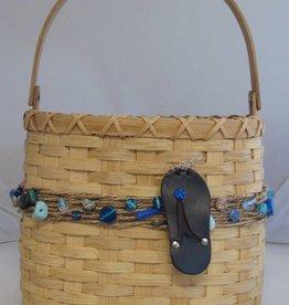 Woven Designs Fun in the Sun Tote Basket Pattern
